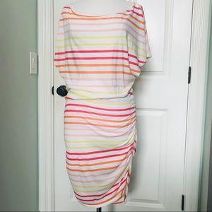 Victoria Secret versatile striped spring dress